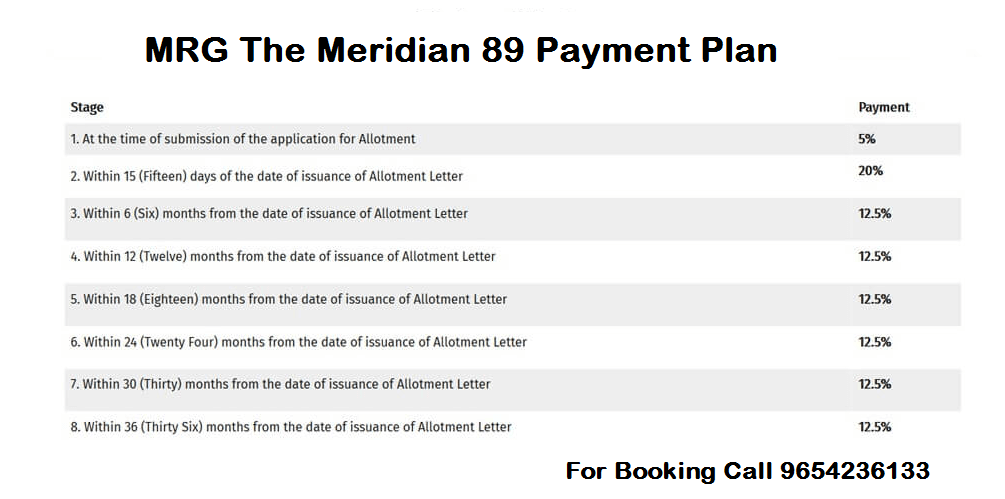 Paradise Consulting MRG The Meridian 89