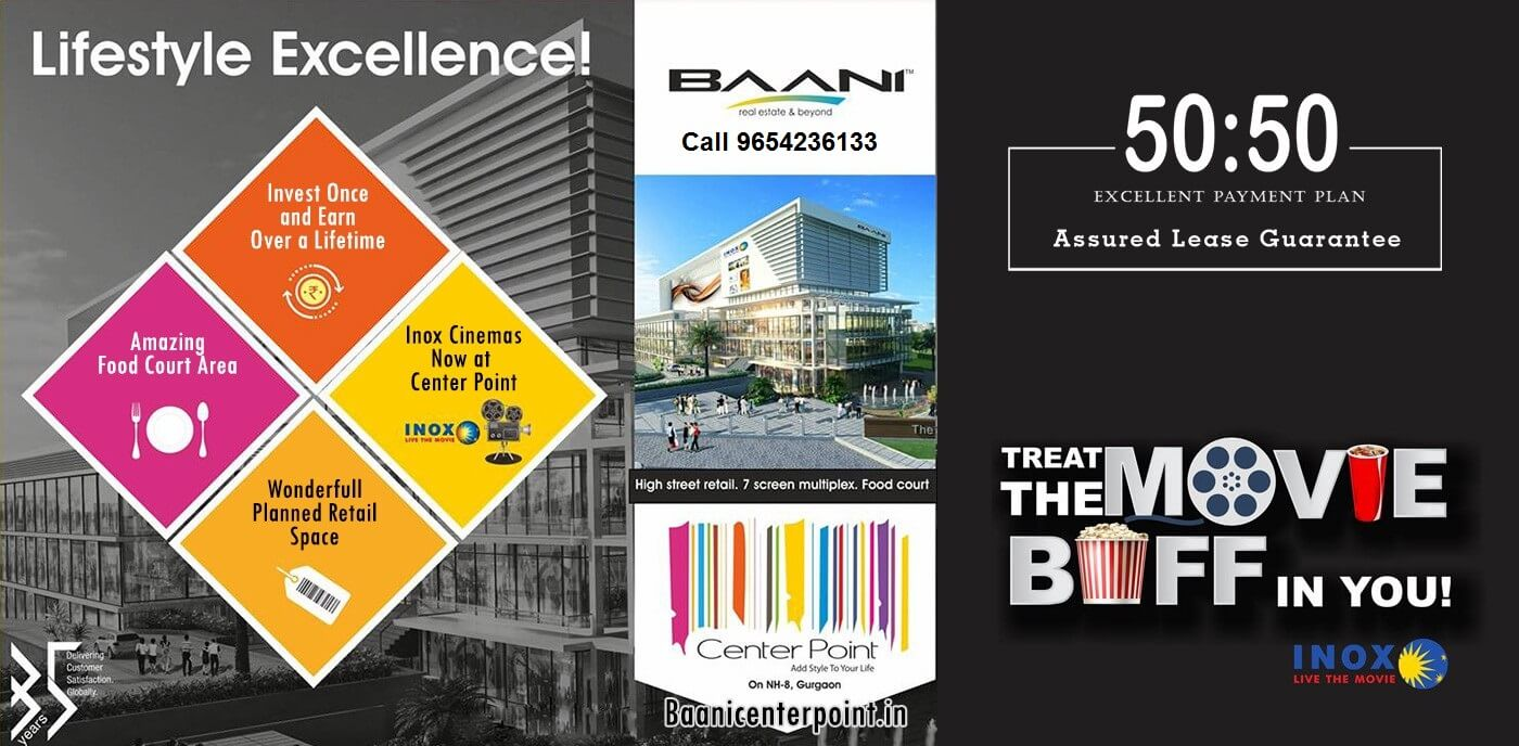 Paradise Consulting BAANI Center Point