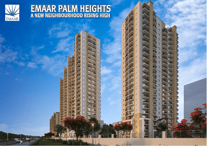 Paradise Consulting Emaar - Palm Heights