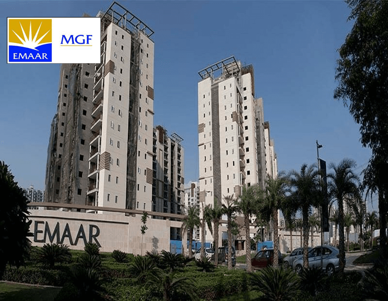 Paradise Consulting Emaar Gurgaon Greens 102
