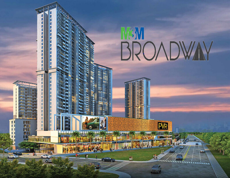 Paradise Consulting M3M Broadway Sector 71 Gurgaon